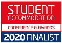 Student accommodation award 2020