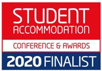 Student accommodation award 2020